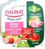 Jambon Comté salade et crudité vinaigrette allégée aux herbes - Produit