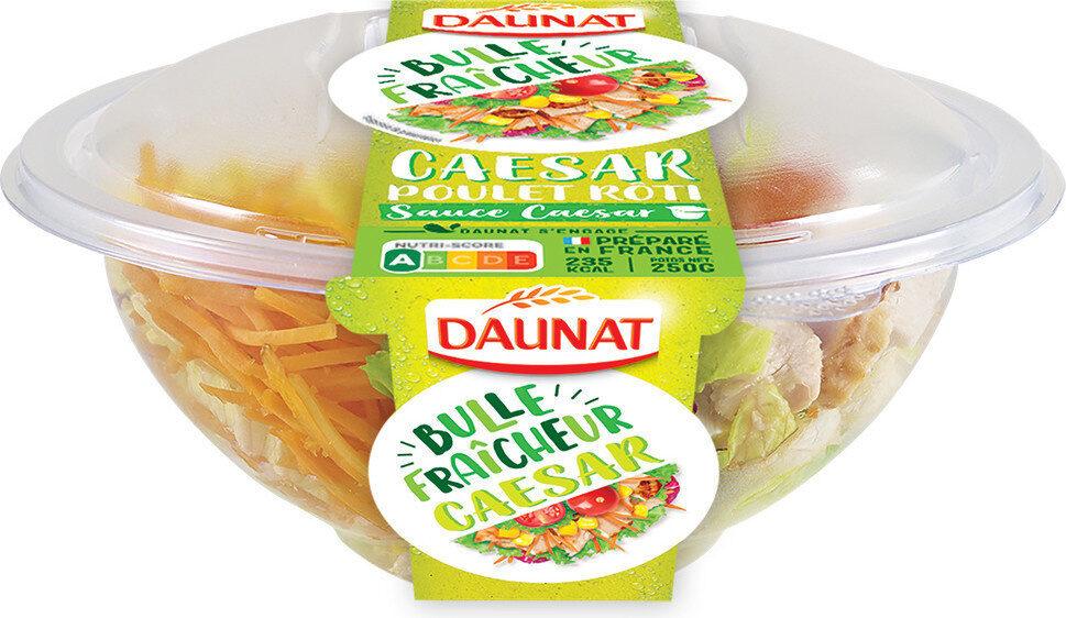 Bulle Fraîcheur Poulet Crudités sauce caesar - Produit - fr