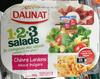 1-2-3 Salade Chèvre Lardons sauce bulgare - Product