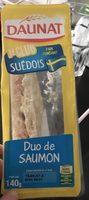 Sandwich Duo de Saumon - Product