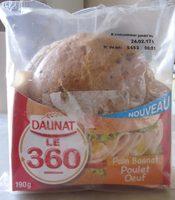 Le Savoureux Poulet Œuf Mayonnaise - Produit