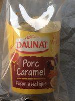 Wrap Porc Caramel - Product - fr