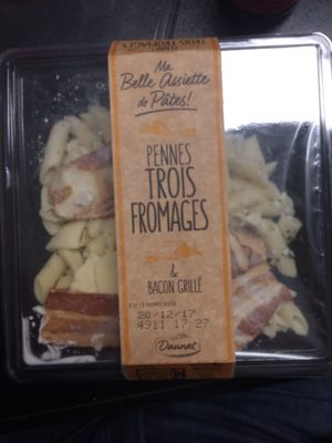 Pennes 3 fromages - Product - fr