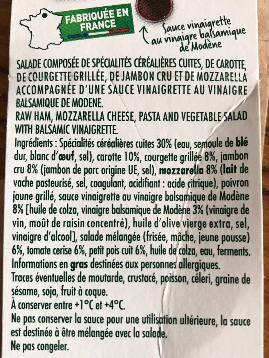 Salad'bar - Ingrediënten