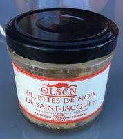 Rillettes de noix de saint jacques - Product - fr