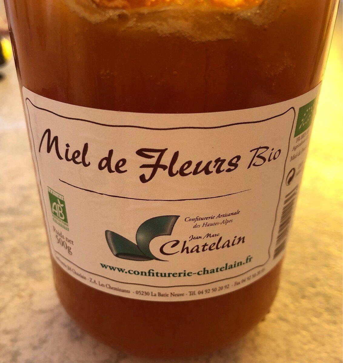 Miel de Fleurs bio - Product