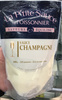 Sauce Champagne - Product
