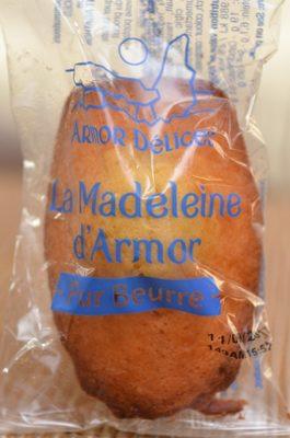 La Madeleine d'Armor Pur Beurre - Product