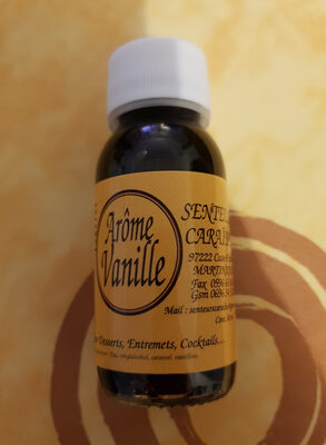 Arôme vanille - Product - fr