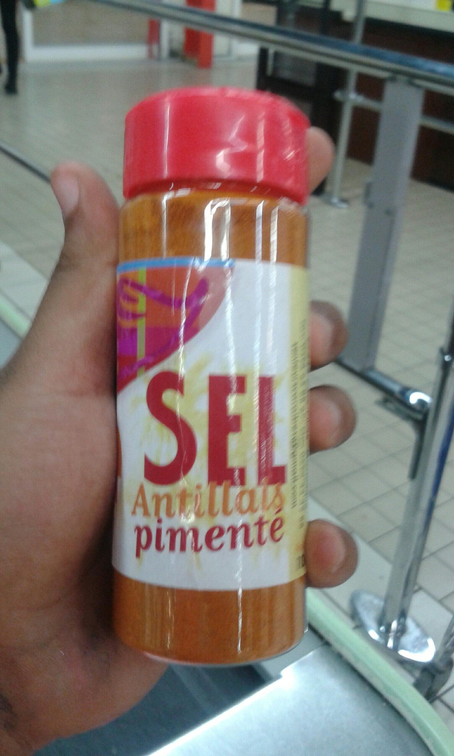 Sel Antillais Pimenté - Product - fr