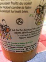 Miel de Bretagne fleurs variées - Ingredients