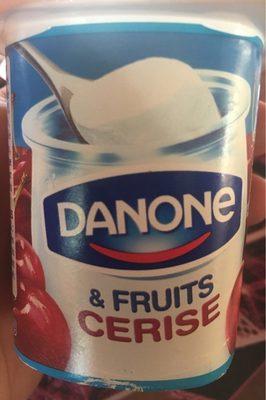 Danone fruits & cerise - Prodotto - fr