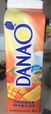 Danao orange mangue - Product - fr