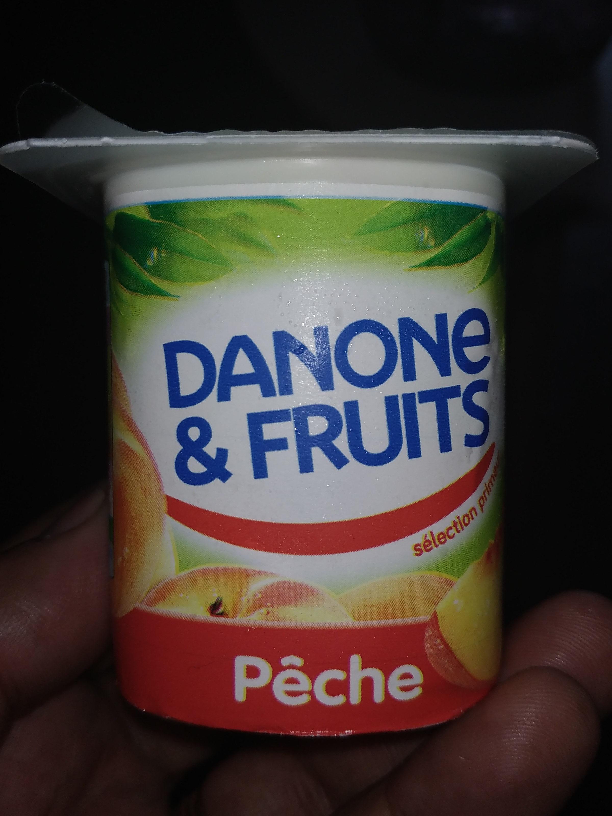 Danone et fruits - Product - fr