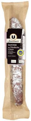 Saucisse de l'Ardèche IGP - Product