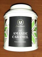 Thé amande caramel - Produit - fr