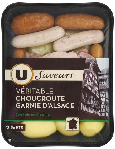 Choucroute garnie d'Alsace - Produit - fr