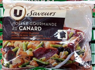 Poêlée gourmande au canard - Product