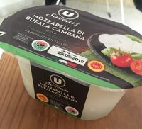 Mozzarella tressée à la main 25%mg - Product