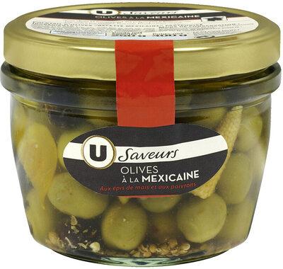 Olives à la Mexicaine - Product