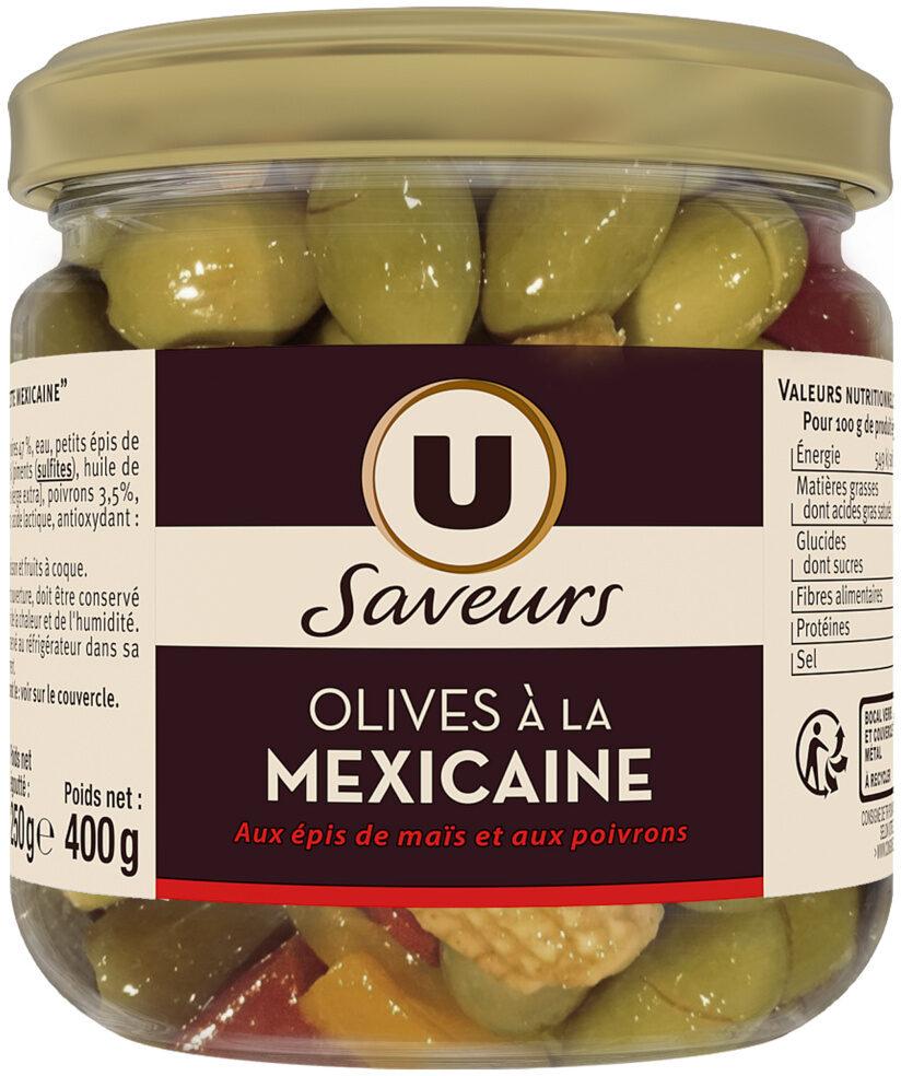 Olives à la Mexicaine - Produit - fr