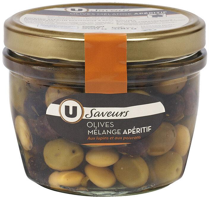 Olives mélange apéritif - Product