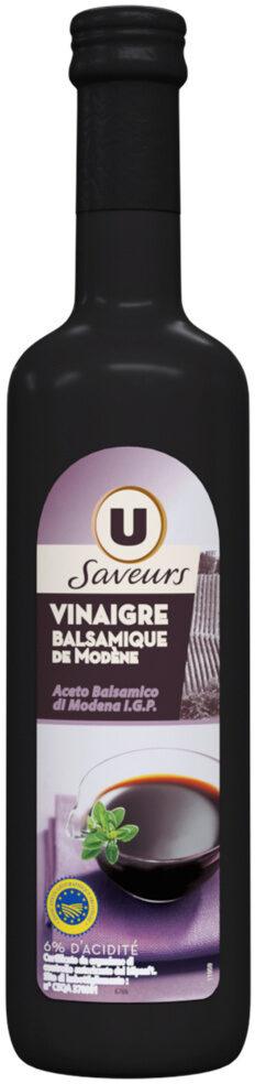 Vinaigre balsamique 6° - Produit - fr