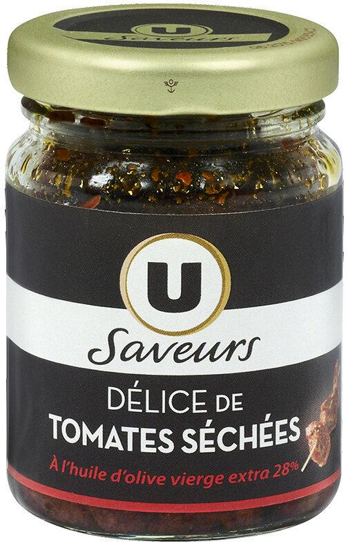 Délice de tomates séchées - Produit