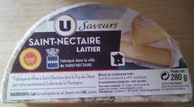 Saint-Nectaire (27% MG) - Product - fr