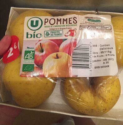Pommes - Produit - fr