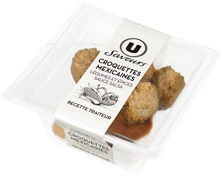 Croquettes mexicaines - Product