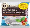 Mozzarella AOP di bufala Campana au lait pasteurisé 25% deMG - Produit