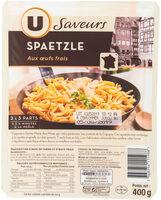 Spaetzle aux oeufs frais - Produit - fr