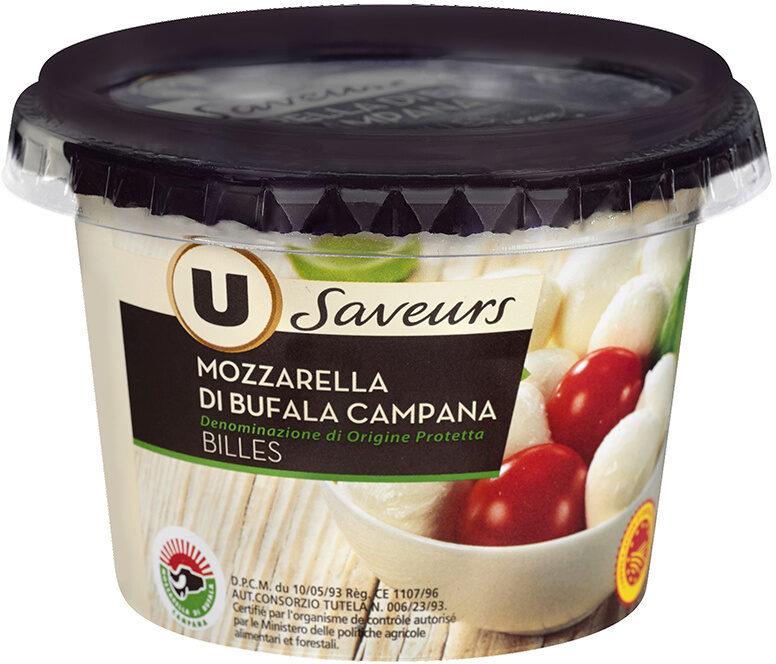 Mozzarella di Bu fala Campana AOP - Product