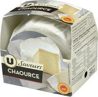 Chaource AOP au lait thermisé 22% de MG - Product