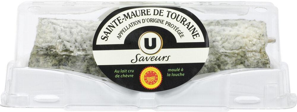 Fromage de chèvre au lait cru AOP Sainte-Maure 22% de matière grasse Saveurs - Product - fr