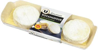 Rocamadour AOP au lait cru de chèvre 22%MG - Produit