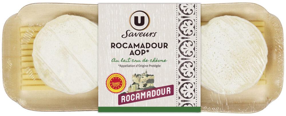 Rocamadour AOP au lait cru de chèvre 22%MG - Product - fr