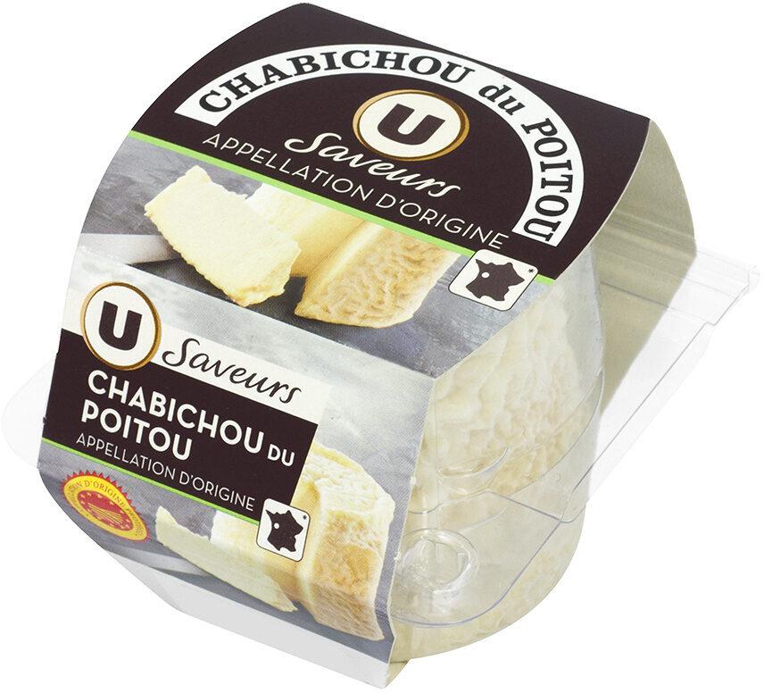 Chabichou du Poitou AOP au lait de chèvre pasteurisé 25 %MG - Produit