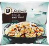 Poêlée pad thai au poulet et nouilles de riz - Product