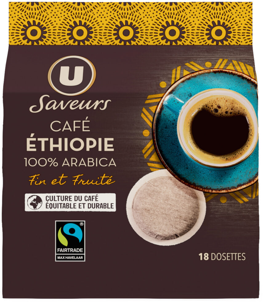 Café moulu Ethiopie - Produit - fr