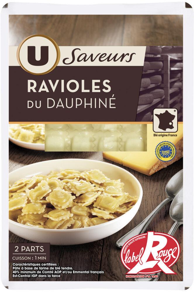 Ravioles du Dauphiné Label Rouge Saveur - Produit - fr