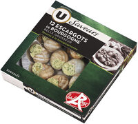 Escargots de Bourgogne Label Rouge - Product