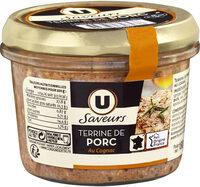 Terrine de porc au cognac - Product - fr