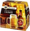 Bière d'Alsace blonde 5,5° - Product
