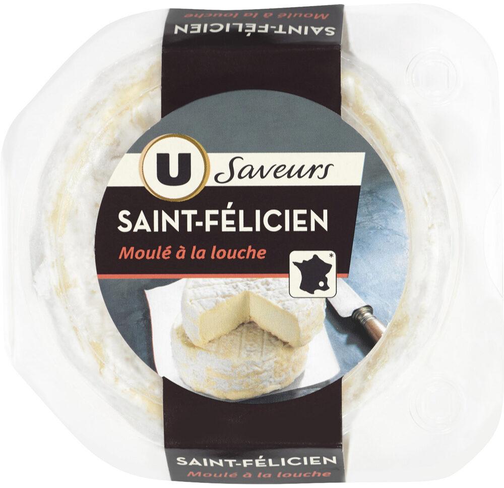 Saint Félicien au lait thermisé 27%MG - Product - fr