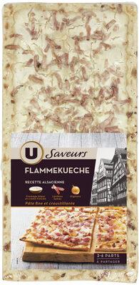 Flammekueche recette alsacienne saveurs - Produit - fr