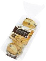 Mini gâches aux carreaux de chocolat Belge - Produit - fr