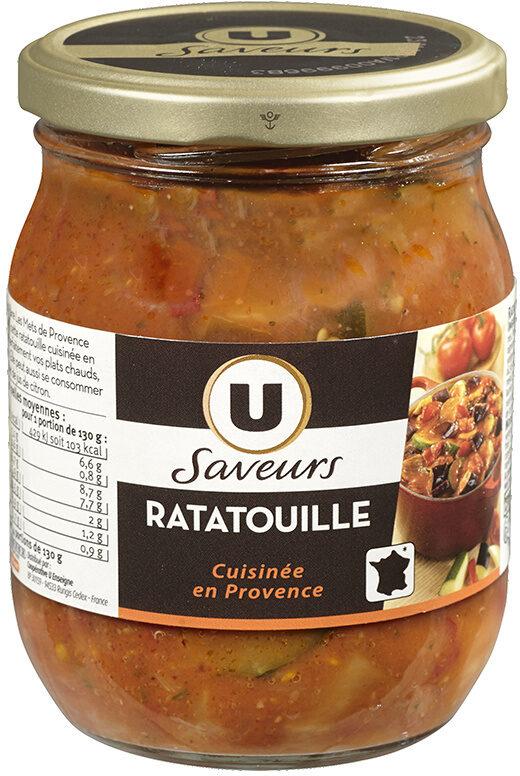Ratatouille cuisinée en Provence - Produit