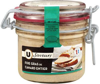 Foie gras entier - Product